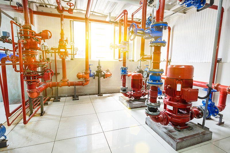 Fire Suppression System Inspections Brigade Fire Protection