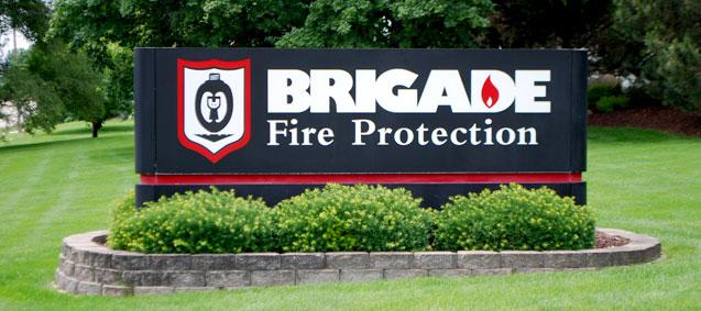 Brigade Fire Protection
