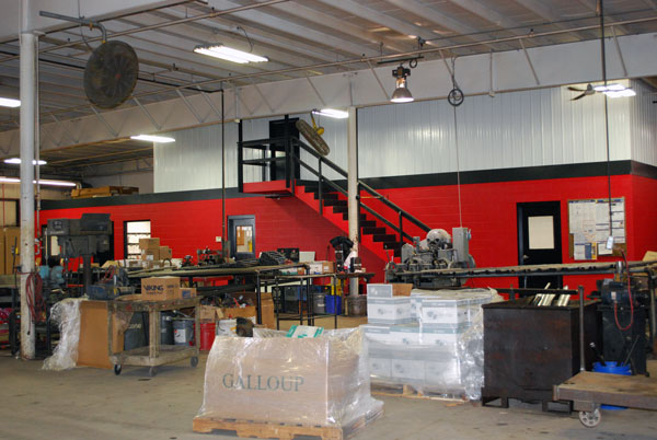 Fire sprinkler installers begin every setup, from design to fabrication, in-house