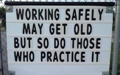 Safety is a Priority at Brigade!