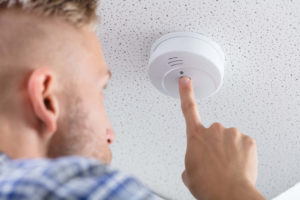 Smoke and CO detectors can help you avoid carbon monoxide poisoning